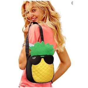 PINK Pineapple 🍍 Insulated Cooler